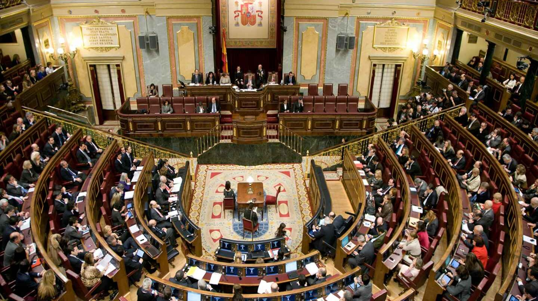 Resultado de imagen de congreso diputados españa