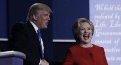 Trump y Clinton, mucho ruido y pocas nueces
