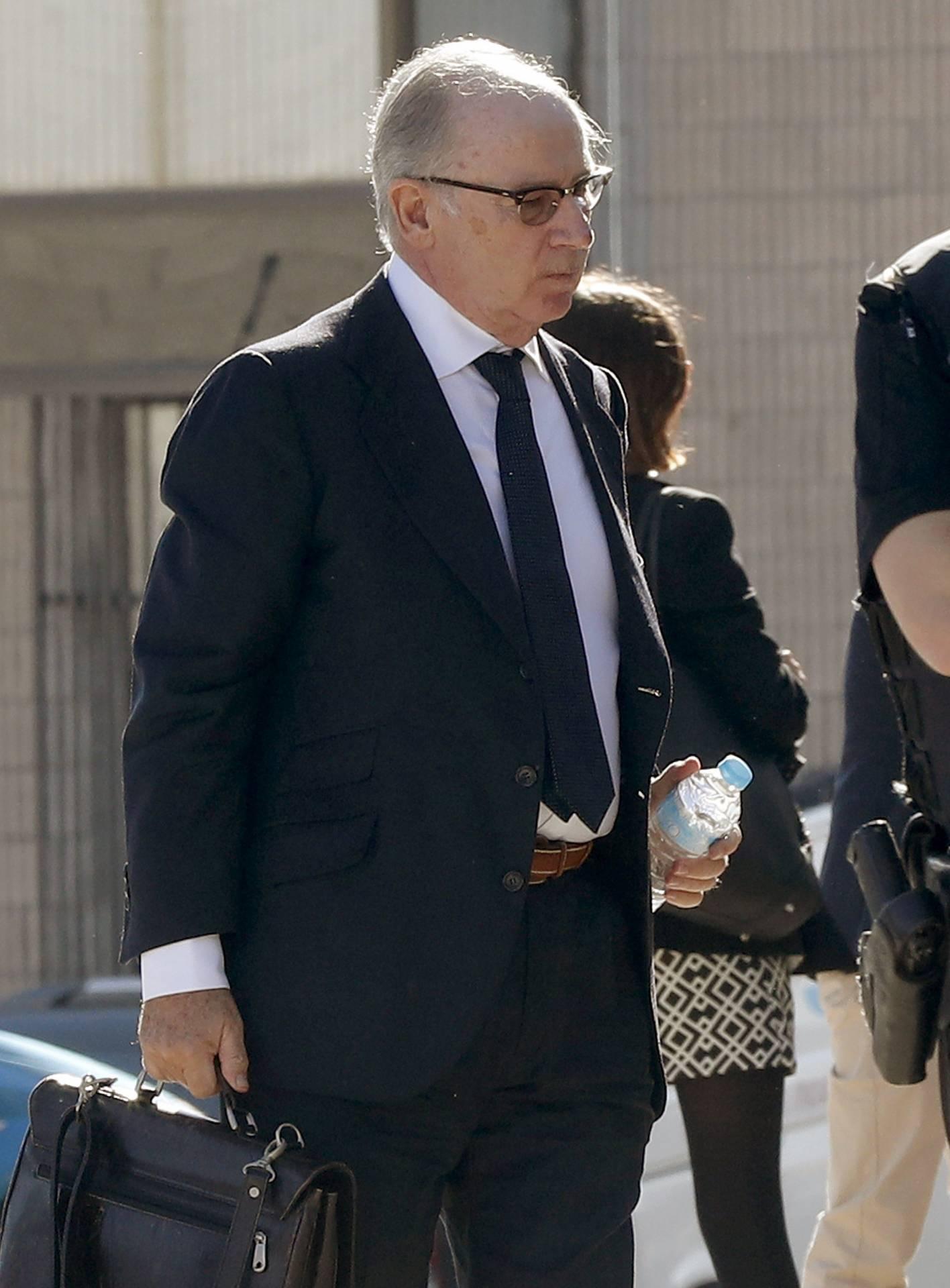 El ex vicepresidente del Gobierno, Rodrigo Rato.