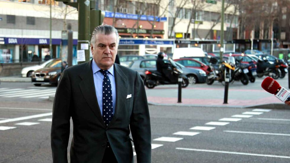 El ex tesorero del PP, Luis Bárcenas.