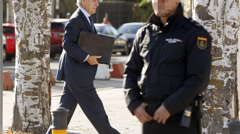 El ex presidente de Caja Madrid Miguel Blesa.