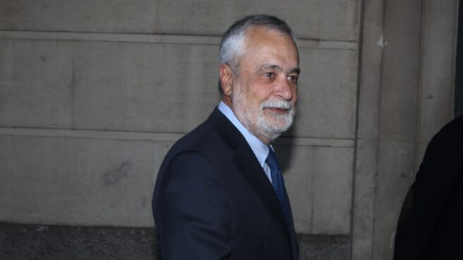 Jose Antonio Griñan, ex presidente de la Junta de Andalucía.