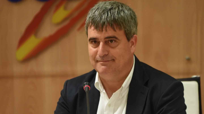 Miguel Cardenal, secretario de Estado para el Deporte en funciones.