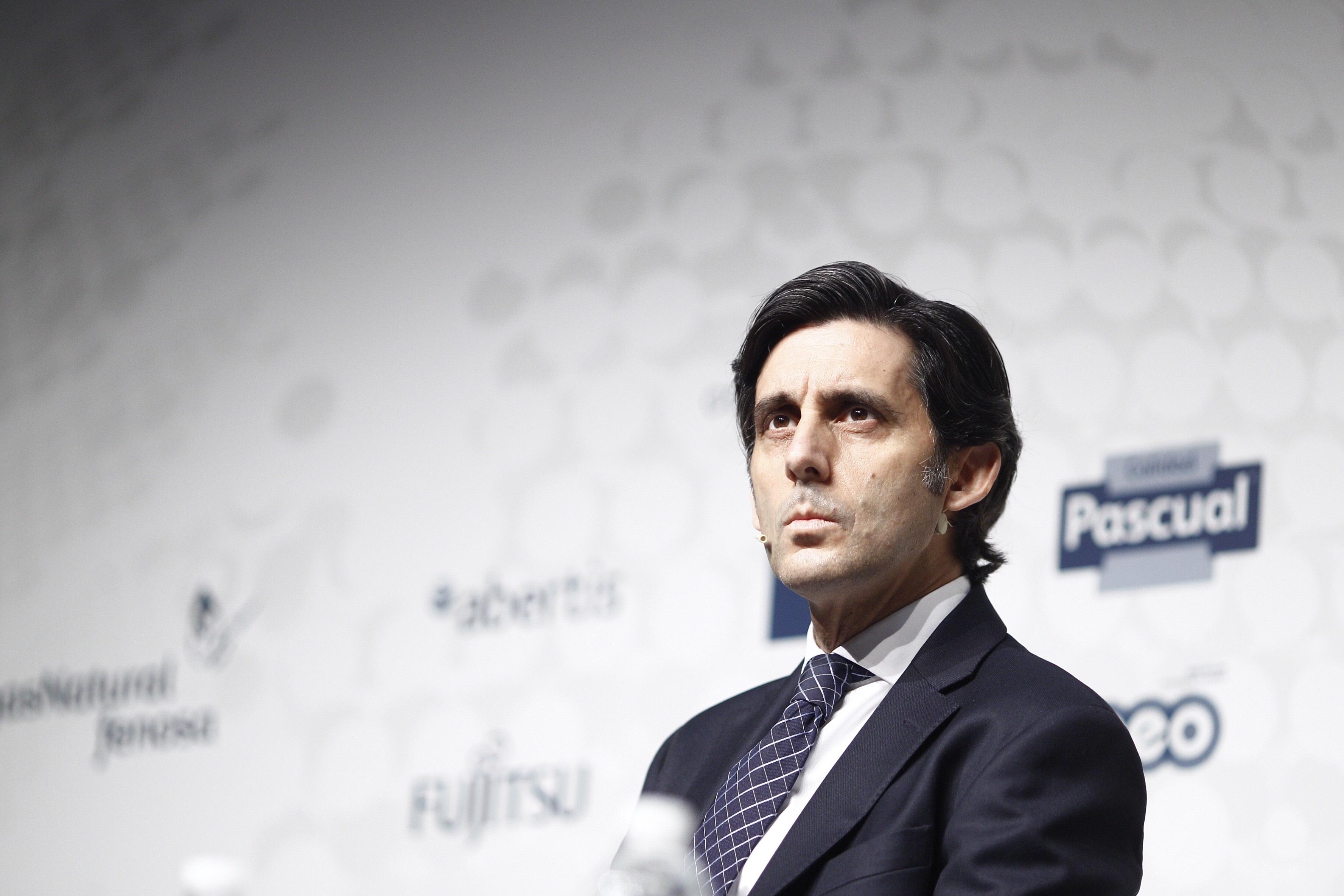 José María Álvarez Pallete, presidente de Telefónica