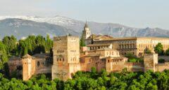 La Alhambra no reabrirá al inicio de la fase 2 en Granada