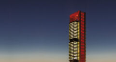 La Torre Cepsa de Madrid, propiedad de Pontegadea, la inmobiliaria de Amancio Ortega.