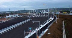 La R-4 de peaje entre Madrid y Ocaña, una de las autopistas rescatadas.