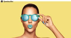 Snapchat le pone gafas a las redes sociales