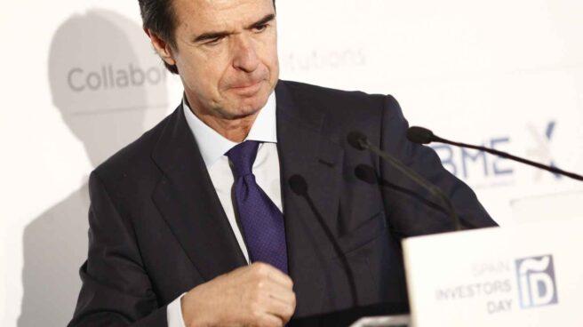 Juan Manuel Soria, en su etapa como ministro de Industria.