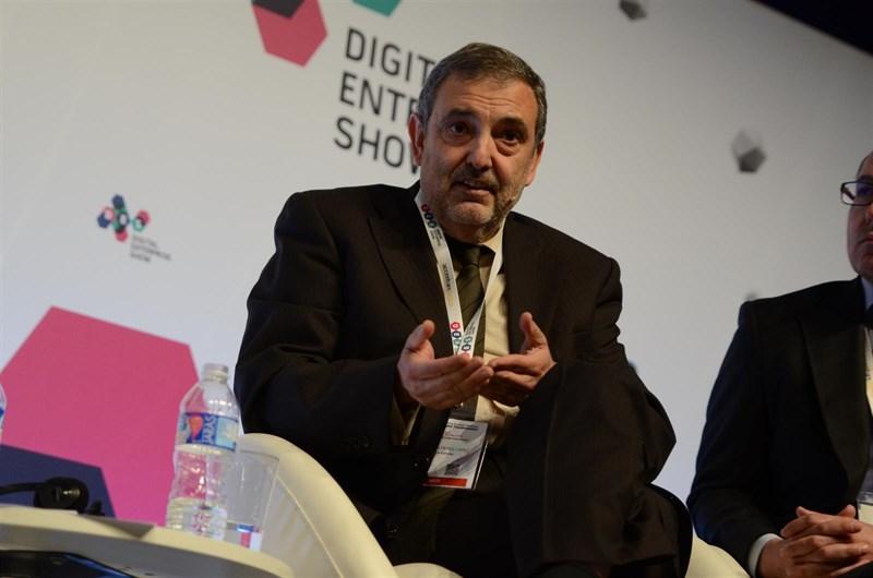 El presidente de Telefónica España, Luis Miguel Gilpérez.