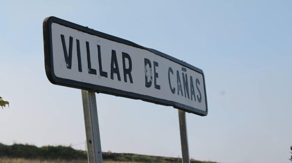 El municipio de Villar de Cañas, en Cuenca, donde está previsto construir el almacén centralizado de residuos nucleares.