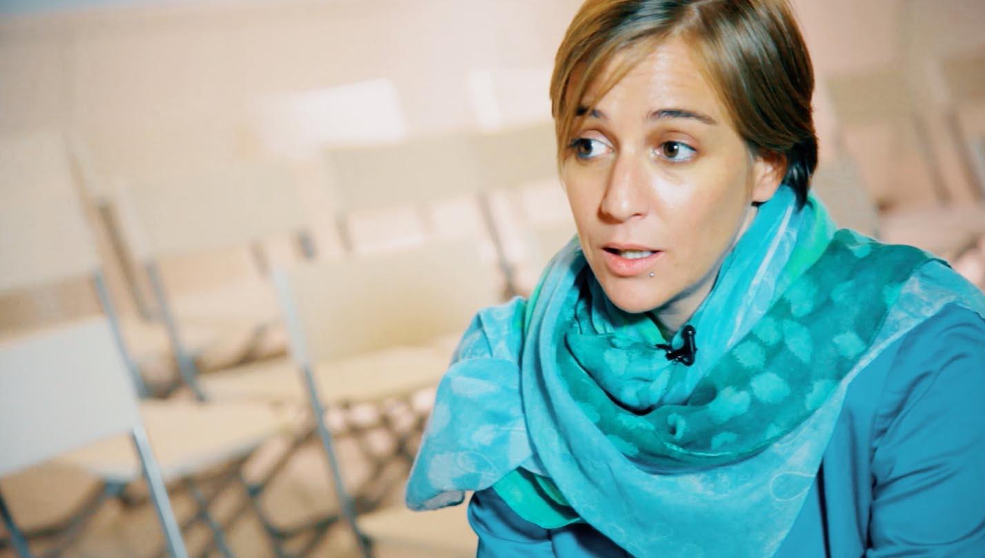 Errejón elige a Tania Sánchez como número dos en la lista de Podemos en Madrid
