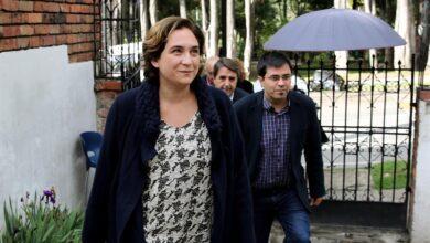 El 28-A hace estallar las contradicciones internas del partido de Ada Colau