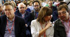 """La derrota de Susana presiona a los barones """"incompatibles"""" con Pedro Sánchez"""