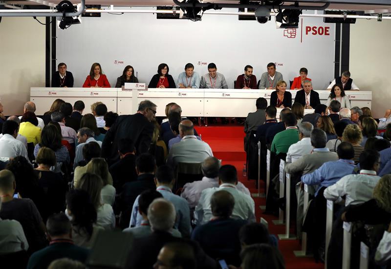 VIsta general del Comité Federal del PSOE.