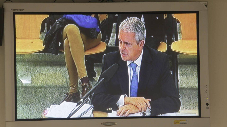 Pablo Crespo declara en el juicio de Gürtel.