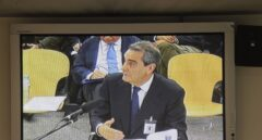 Jaime Terceiro declara en el juicio de las tarjetas 'black'.