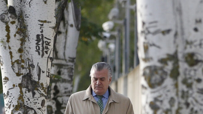 Luis Bárcenas se dirige a la Audiencia en el juicio de Gürtel.