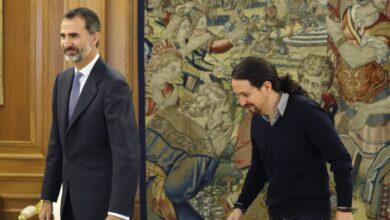 """El PSOE marca distancias con Podemos por la cacerolada al Rey: """"Nosotros tenemos sentido de Estado"""""""