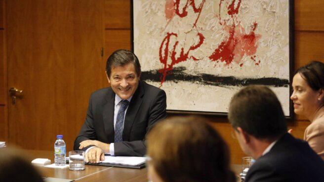 Javier Fernández, presidente de la Gestora Socialista.