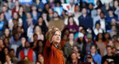 La prueba de fuego de la 'invencible' Hillary