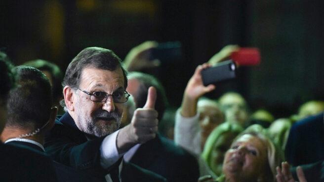 Mariano Rajoy, presidente el Gobierno.
