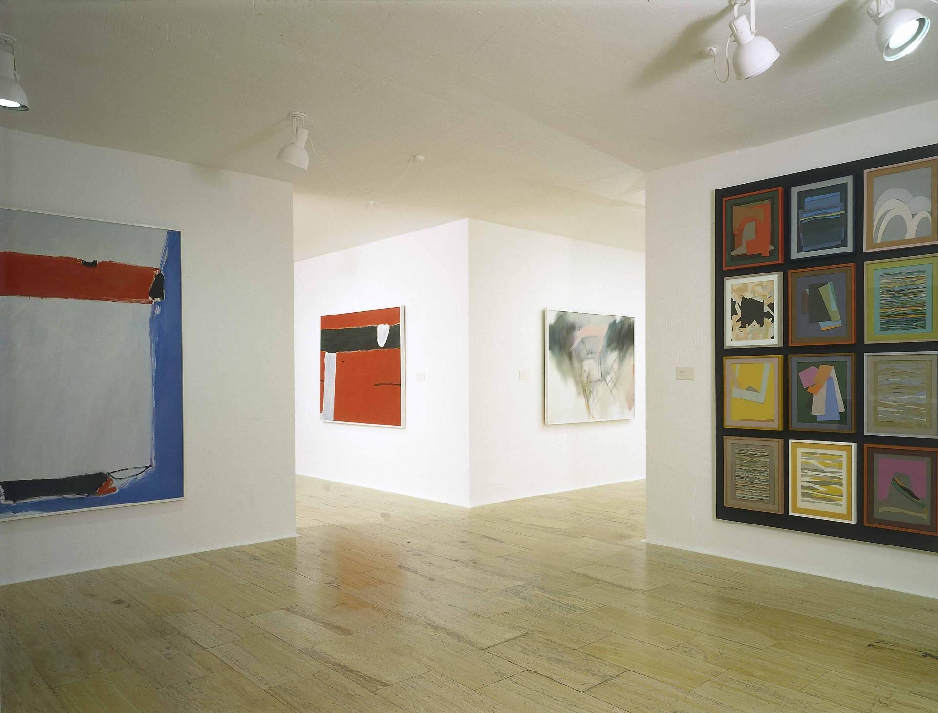 Obras de Guerrero, Torner y Zóbel en el museo