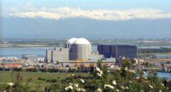 Central nuclear de Almaraz.