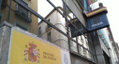 Comisaría de Policía Nacional de la calle Luna, en Madrid