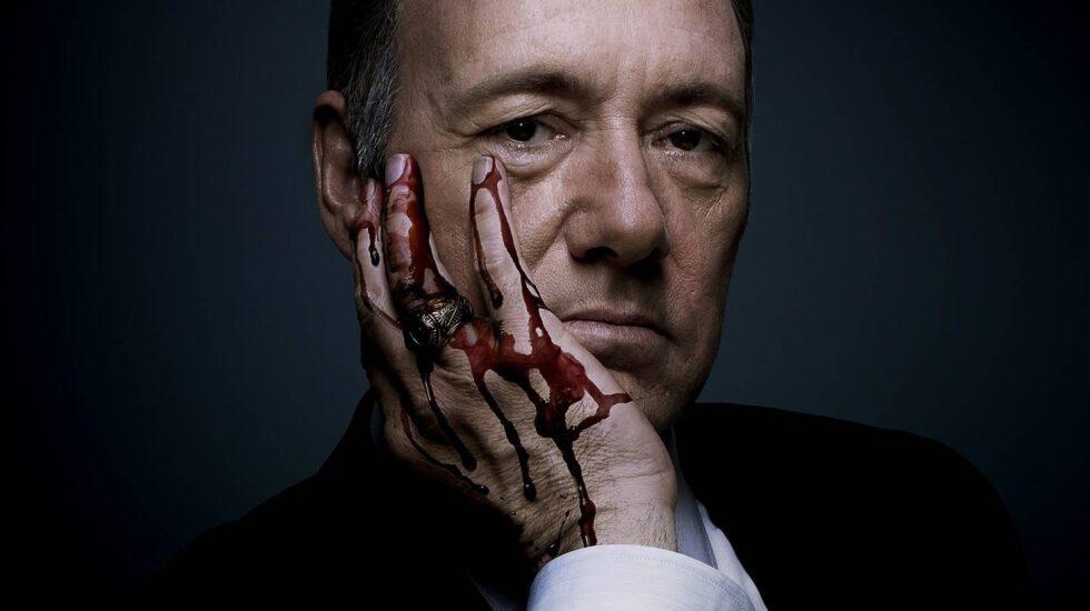 Imagen de la serie House of Cards, de Netflix.