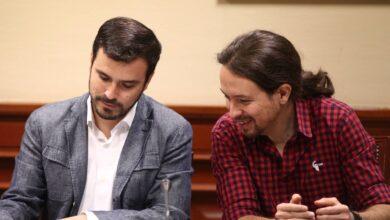 Pablo Iglesias diluye el debate sobre IU en Vistalegre y lo equipara a las confluencias