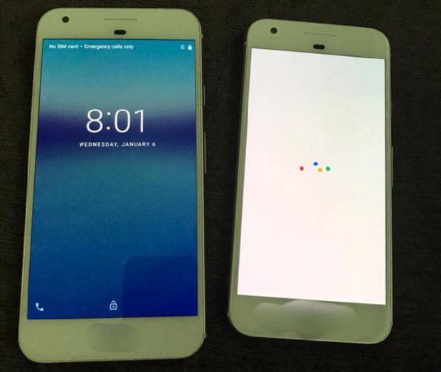 Imagen filtrada de los dos modelos del Pixel de Google.
