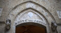 Sede del Banco Monte dei Paschi, en la ciudad italiana de Siena.