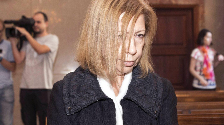 La ex presidenta del Consell de Mallorca y el Parlament balear, Maria Antonia Munar.