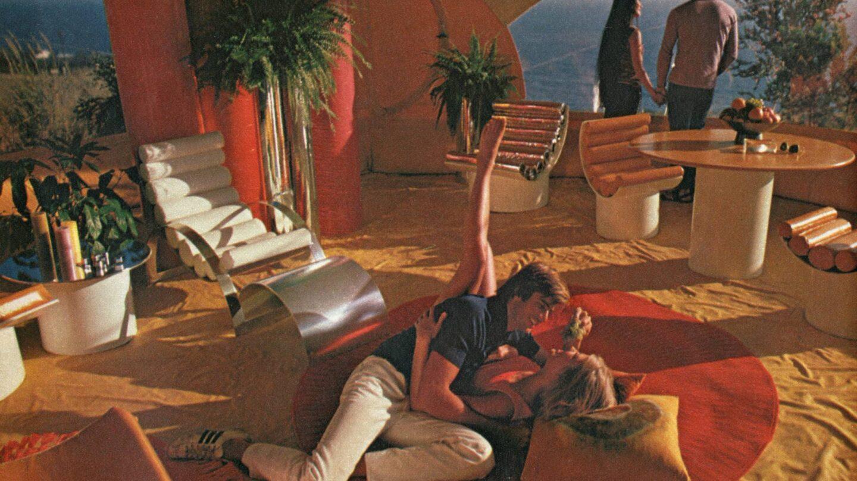 Bubble House. Design Studio Chrysalis. Revista Playboy, abril 1972.