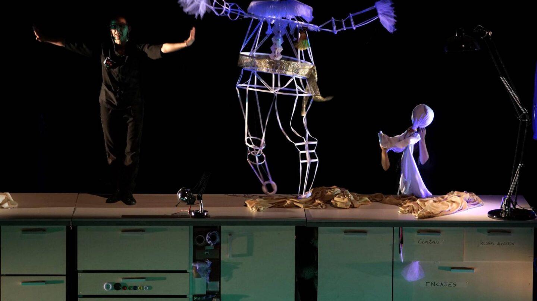 El sastrecillo valiente, montaje de marionetas que inaugura las representaciones del Real Junior.