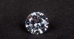 Imagen de un diamante.