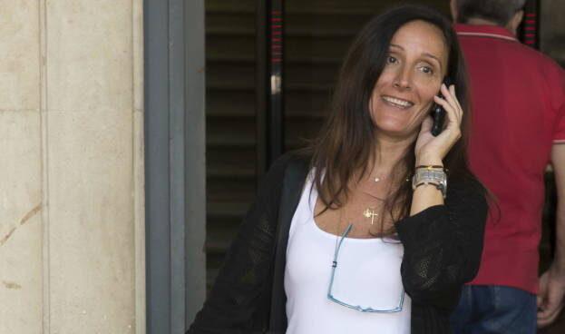 La juez del caso de los ERE, María Núñez Bolaños.