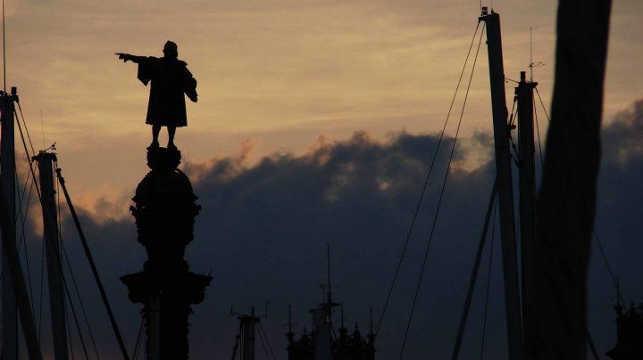 El revisionismo llega a Cataluña: de nacionalizar a Colón a echarlo de Barcelona