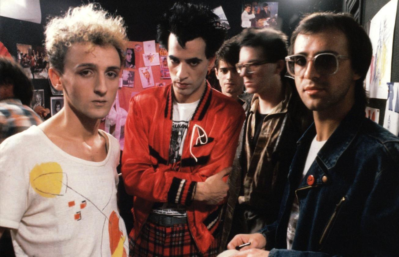 En 1982 se estrena 'Laberinto de pasiones'.