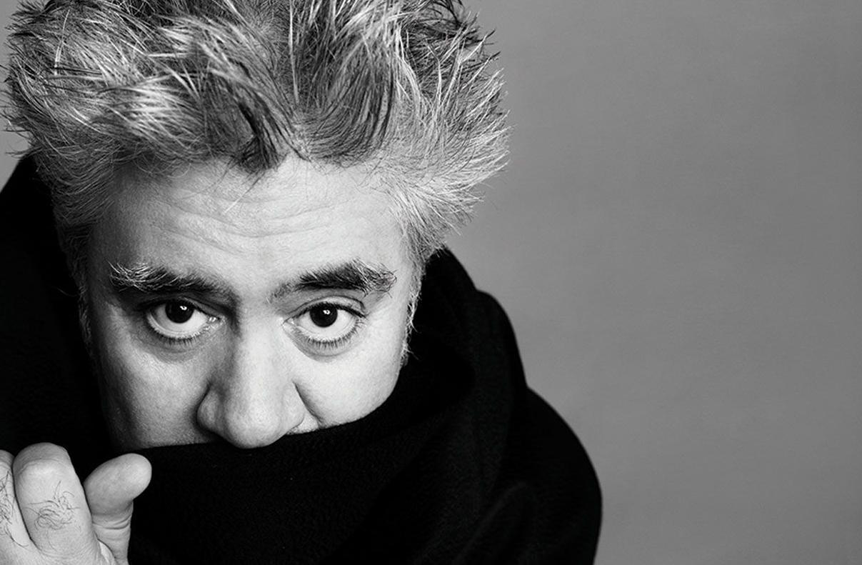 El director Pedro Almodóvar recibe un homenaje en el MoMA de Nueva York.