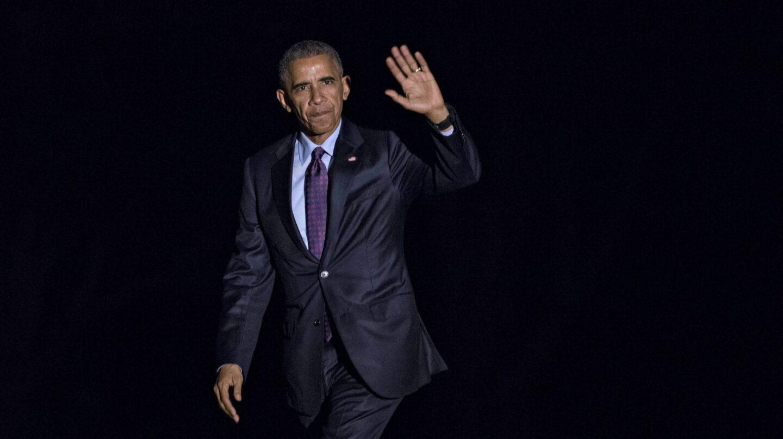 Barack Obama, en campaña electoral en EEUU.