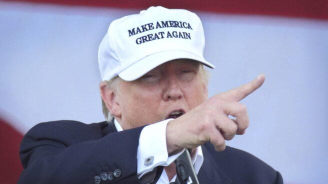 Donald Trump, presidente electo de los Estados Unidos.