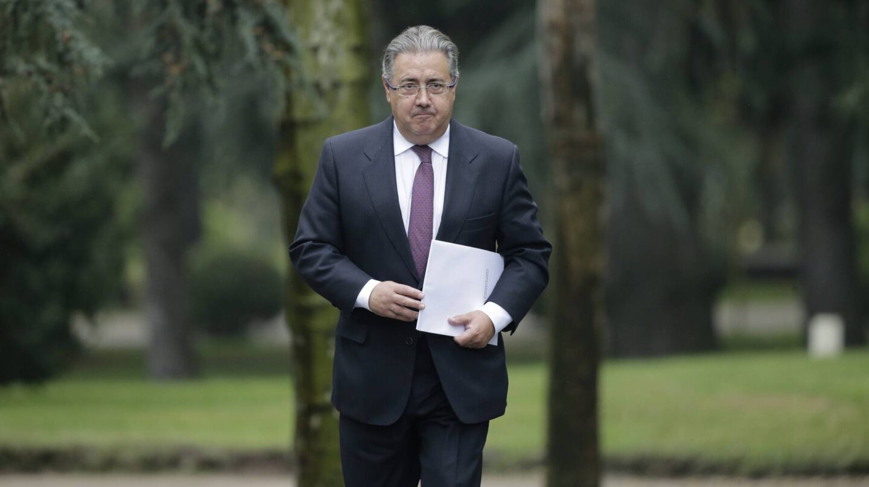 Juan Ignacio Zoido, ministro de Interior