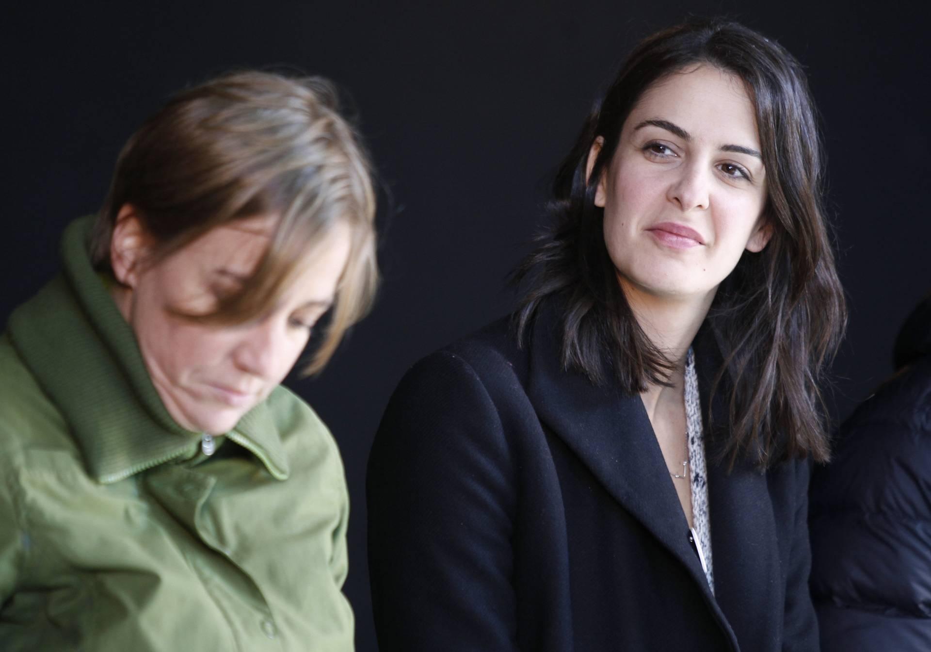 Tania Sanchez y Rita Maestre