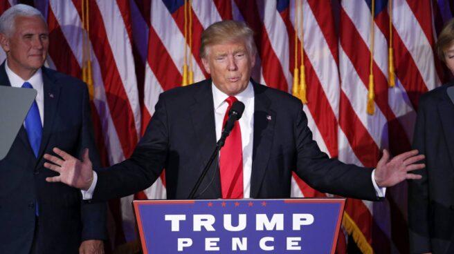 Donald Trump gana las elecciones de Estados Unidos.