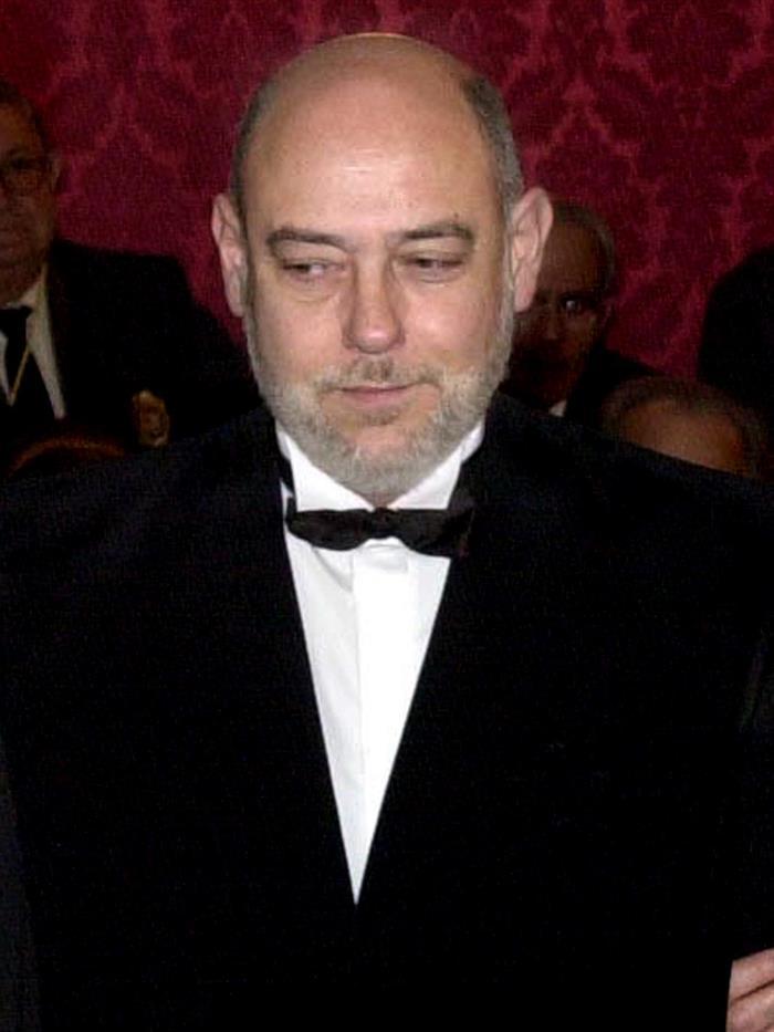 José Manuel Maza, nuevo Fiscal General del Estado.