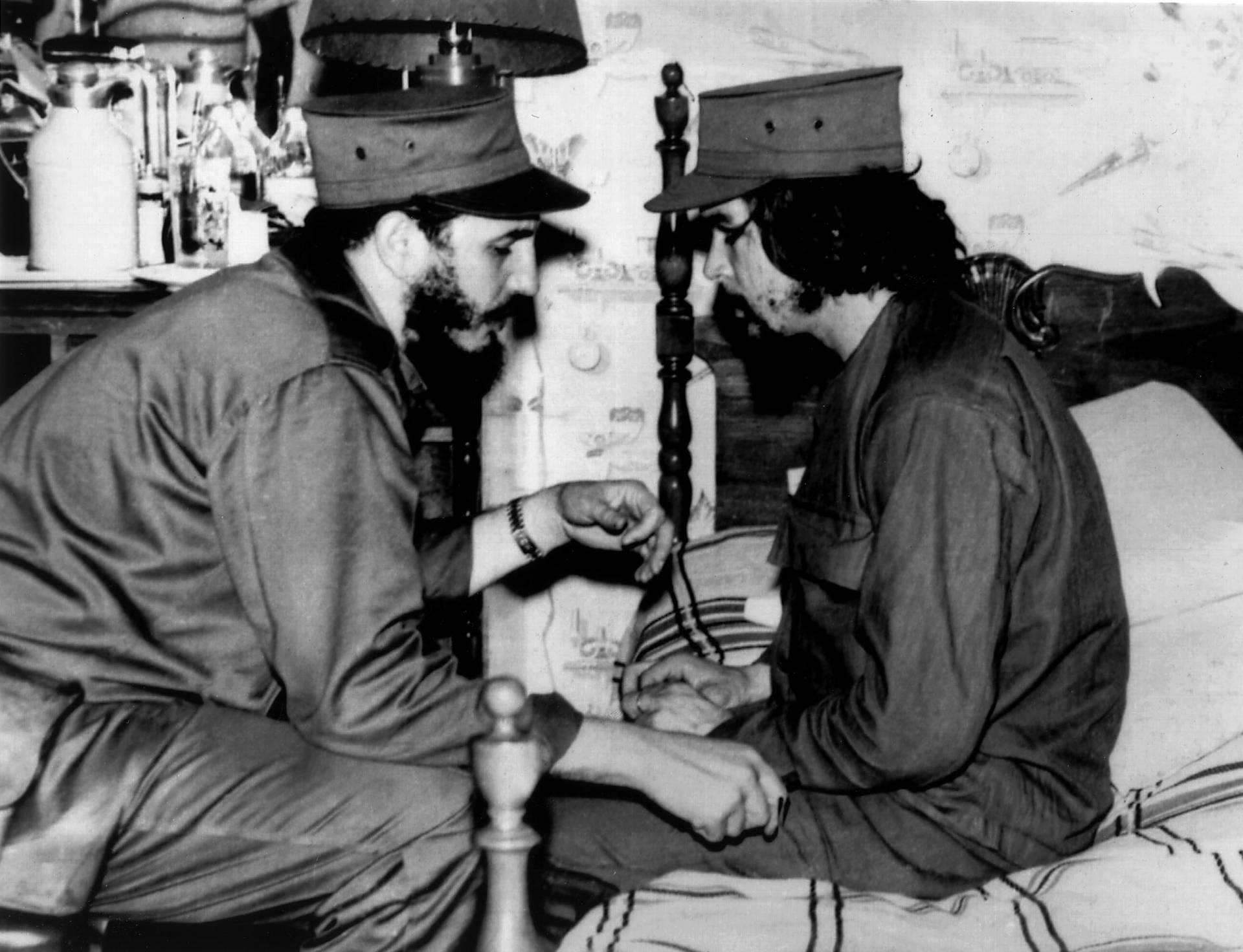 Conversando con el Che