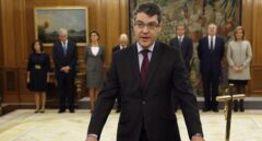 Álvaro Nadal jura el cargo de ministro de Energía, Turismo y Agenda Digital.