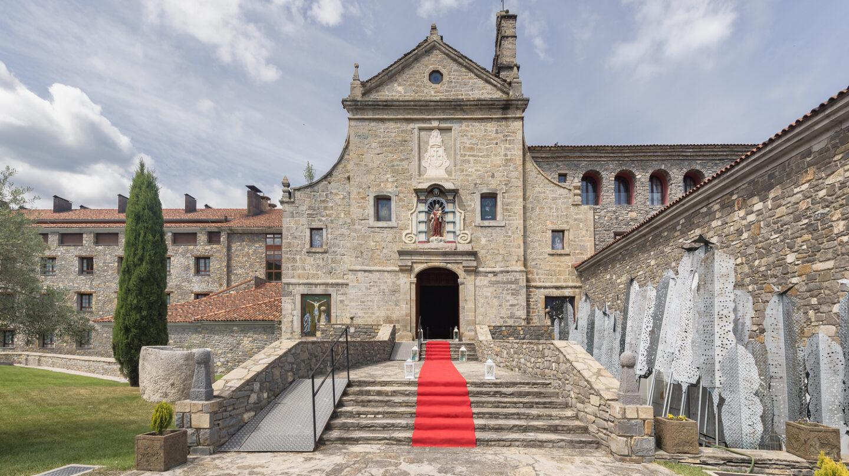 El Hotel Barceló Mosnasterio de Boltaña organiza una cena de gala esta Nochevieja.